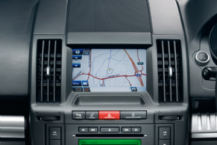 DVD Freelander 2 navigation Map update Map Update Disc 2019-2020